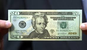 twenty dollars