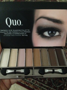 Quo eye shadow
