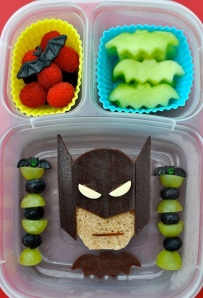 Batman lunch
