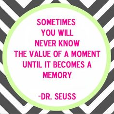 Value of a moment