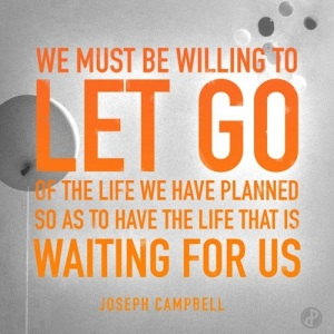 letting-go Joseph Campbell