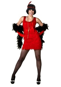 red-plus-size-flapper-dress