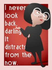 I never look back darling the incredibles
