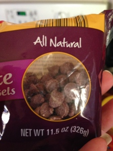 all natural chocolate chips