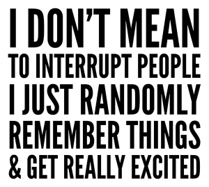 I don't mean to interrupt