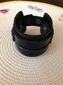 stylish leather bracelet giveaway Did that just happen blog