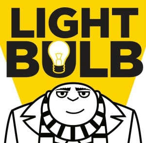 Lightbulb moment at Did That Just Happen Blog