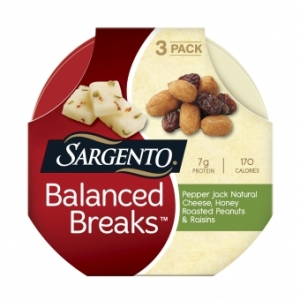 Homemade Sargento Balanced Breaks at Did That Just Happen blog