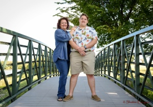 Senior Pictures with Mom at Did That Just Happen Blog