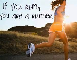 If you run, you are a runner Did That Just Happen Blog