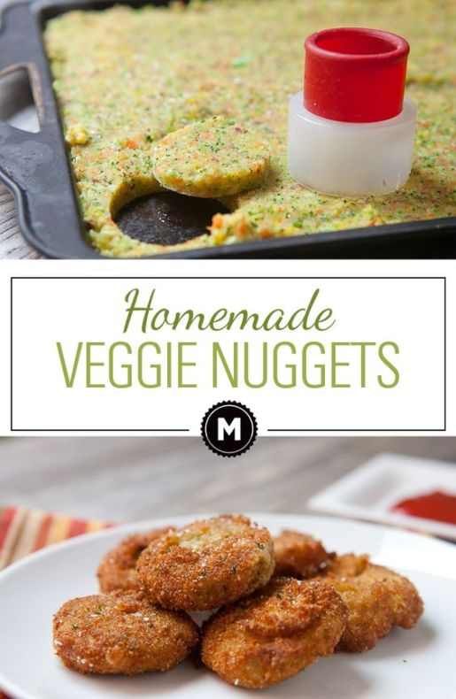 Homemade Veggie Nuggets at Did That Just Happen Blog