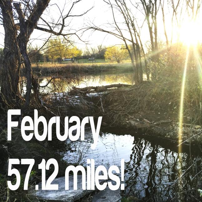 February miles