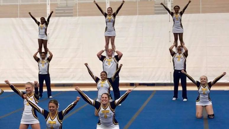 TxWes Cheer Competition 2017